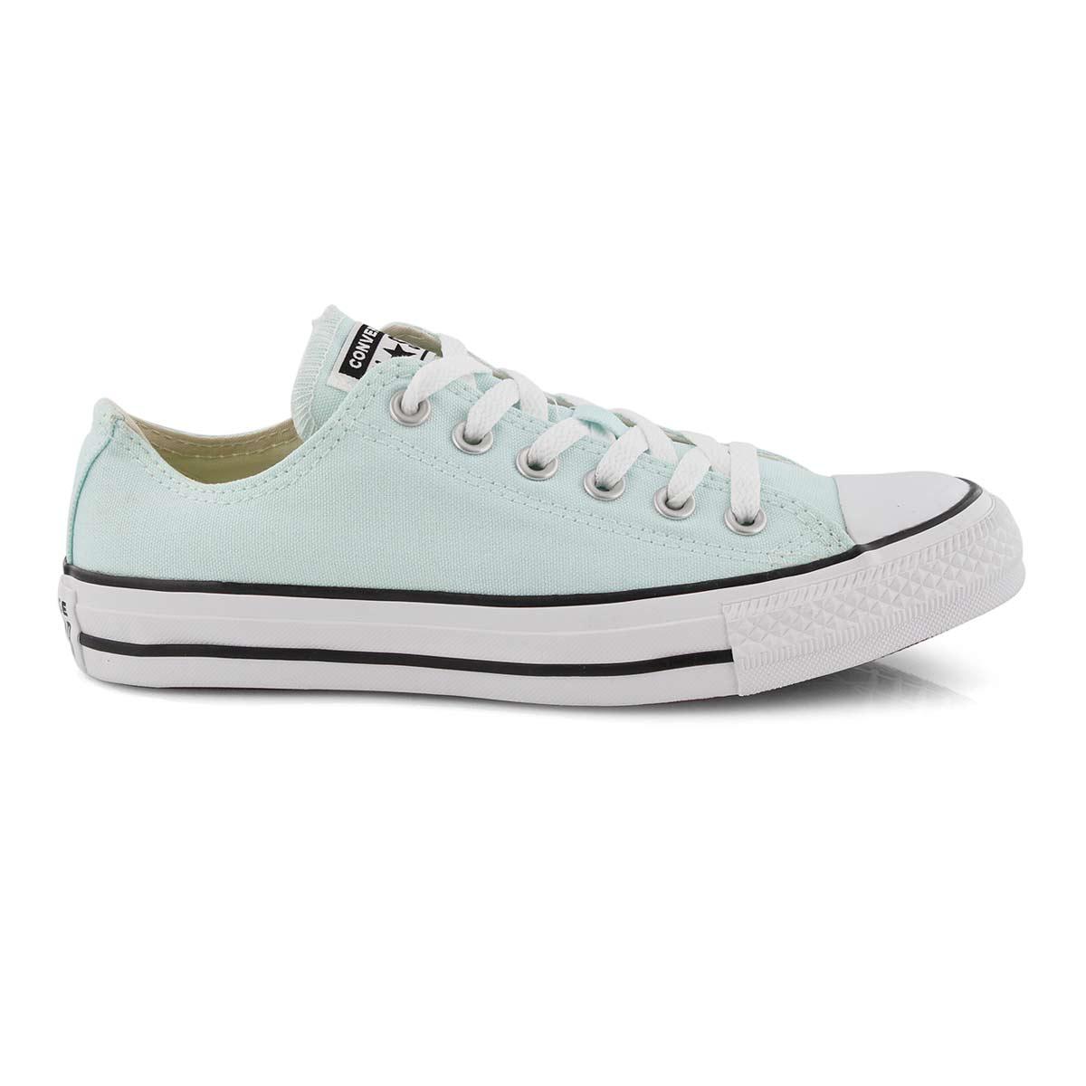 Women's CT ALL STAR SEASONAL OX teal sneakers