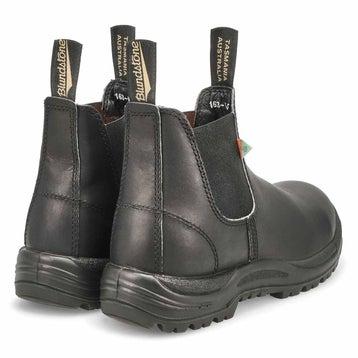 Unisex CSA GREENPATCH pull-on boots - UK SIZING