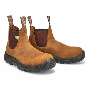 Unisex 164 CSA Greenpatch Boot -Brown