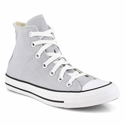 Women's CT ALL STAR SEASONAL HI wolf grey sneakers