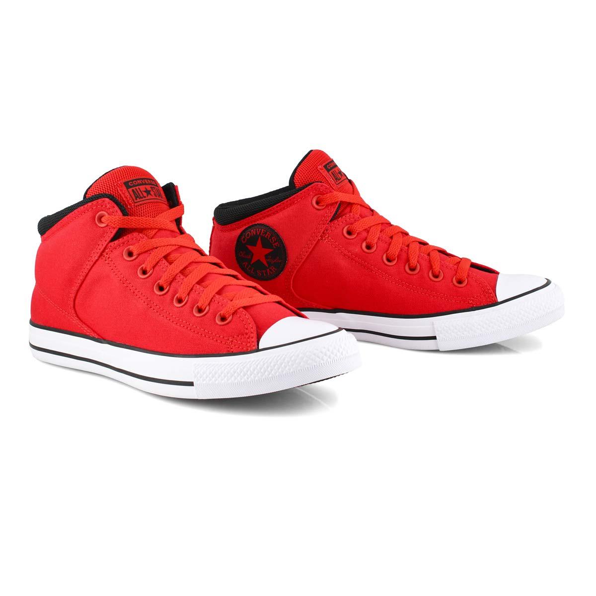 Men's All Star High Street Sneaker - Red