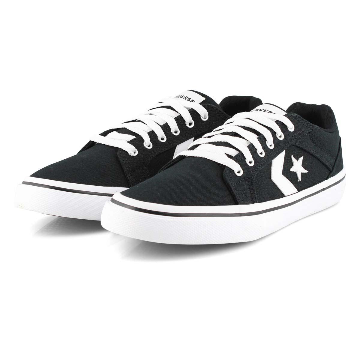 Men's EL Distrito 2.0 Sneaker - Black/White