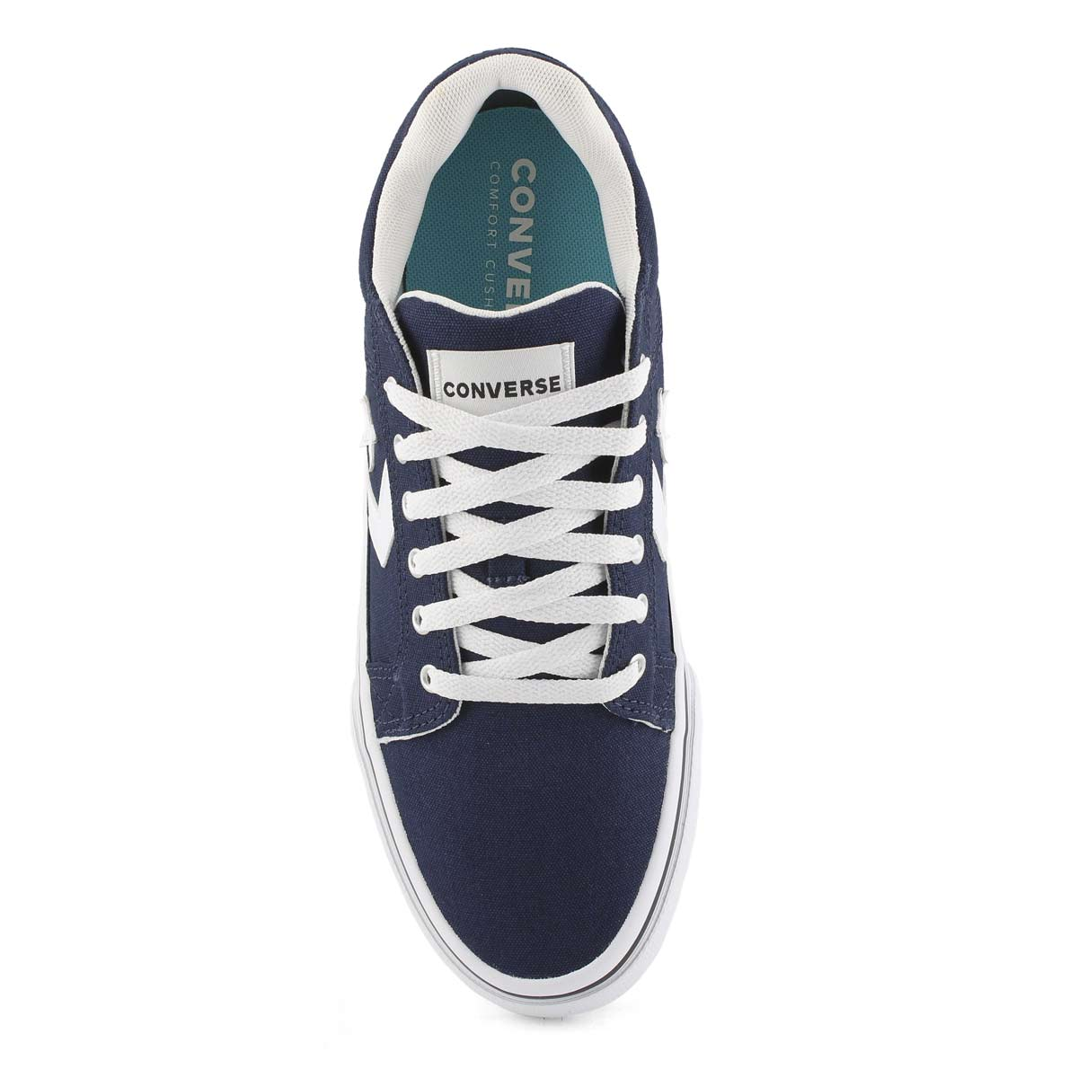 Men's EL Distrito 2.0 Sneaker - Obsidian/White