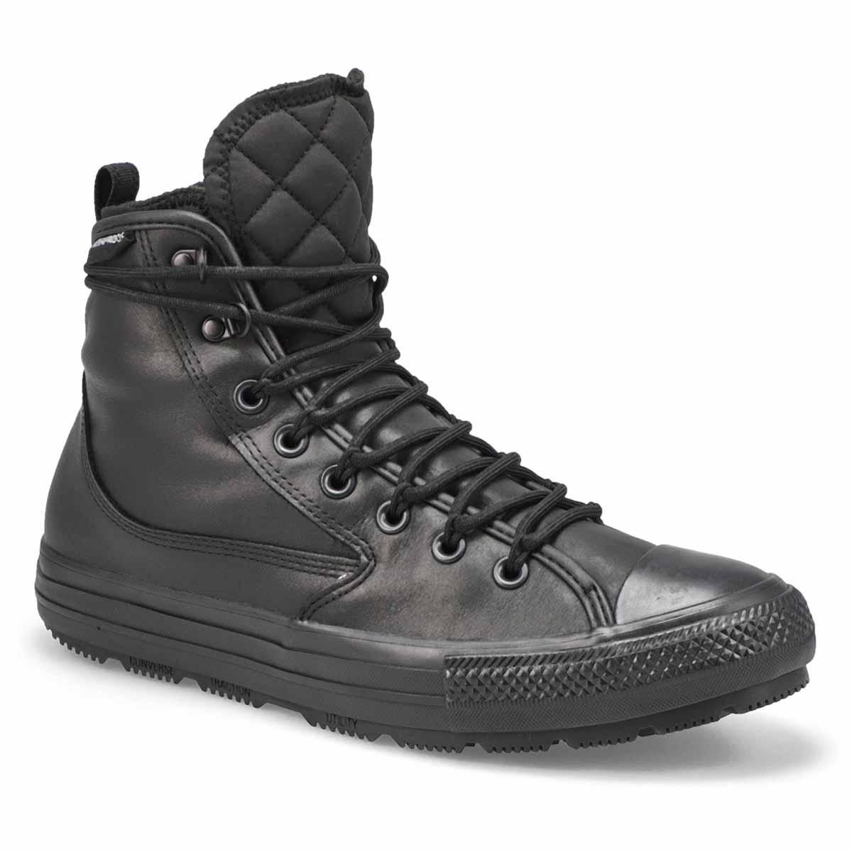 Mns CTAS All Terrain blk/egret wtpf boot