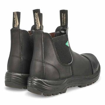 Unisex CSA black twin gore boots