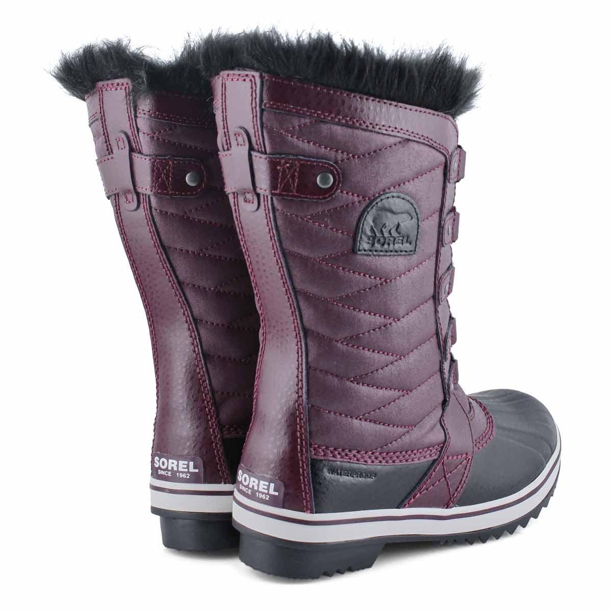 Girls' Tofino II Waterproof Winter boot - Plum
