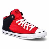 Men's All Star High Street Sneaker - Red/Black