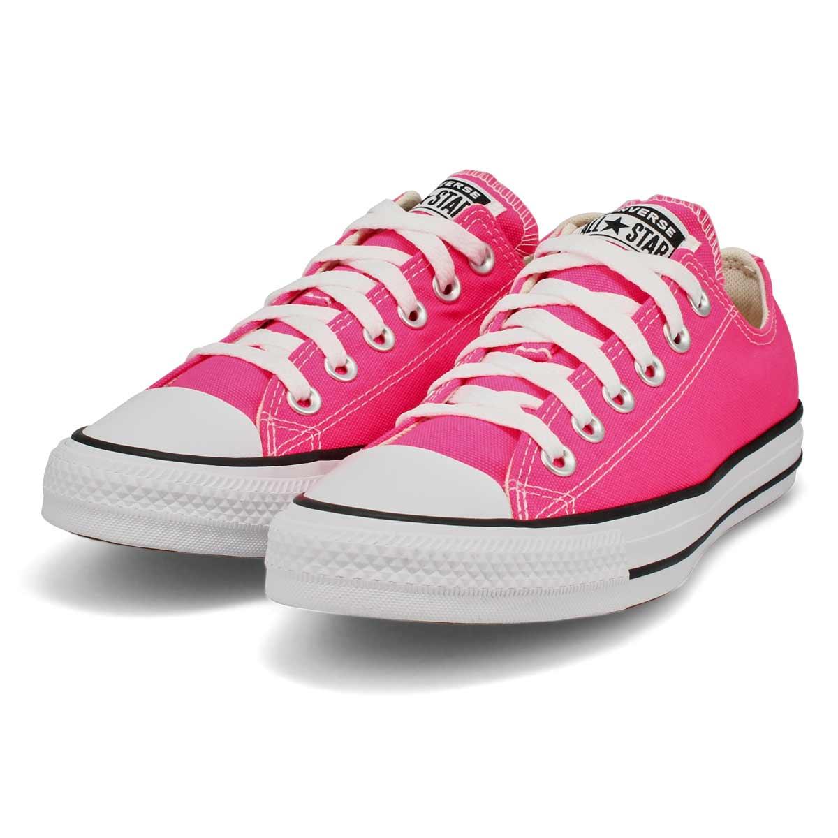Women's All Star Seasonal Sneaker - Hyper Pink