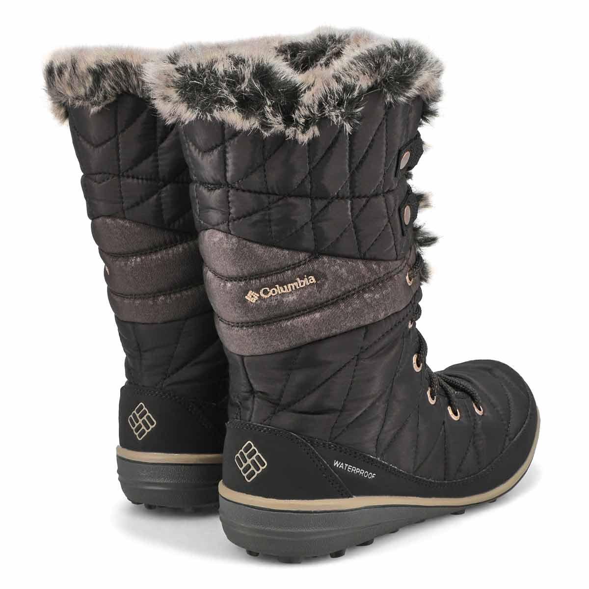 Women's Heavenly OmniHeat Snow Boot - Black