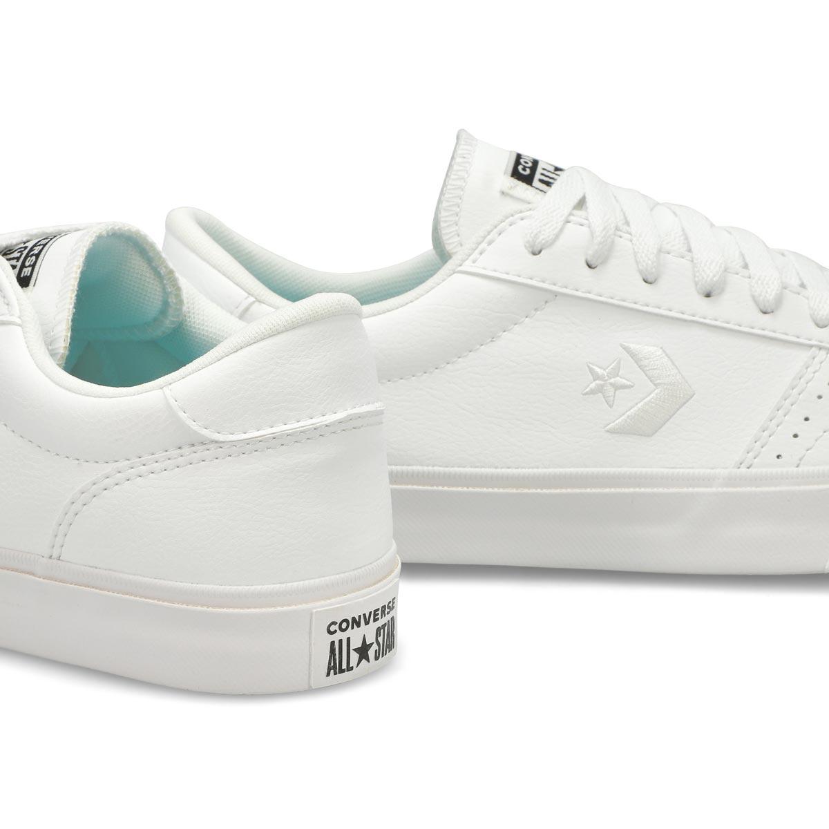 Men's BOULEVARD Sneaker - White/White