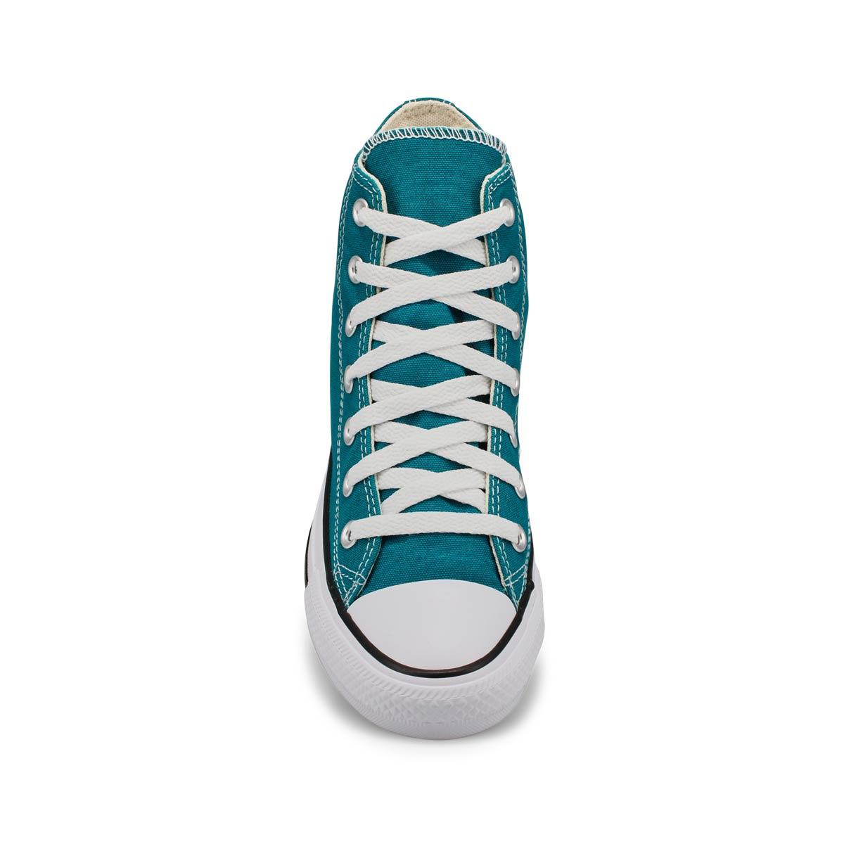 Women's All Star Seasonal Hi Sneaker- Brght Spruce