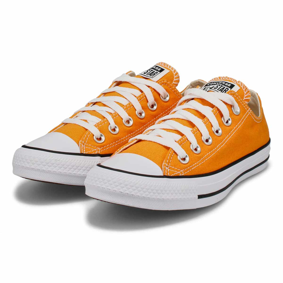 Women's All Star Seasonal Sneaker - Kumquat
