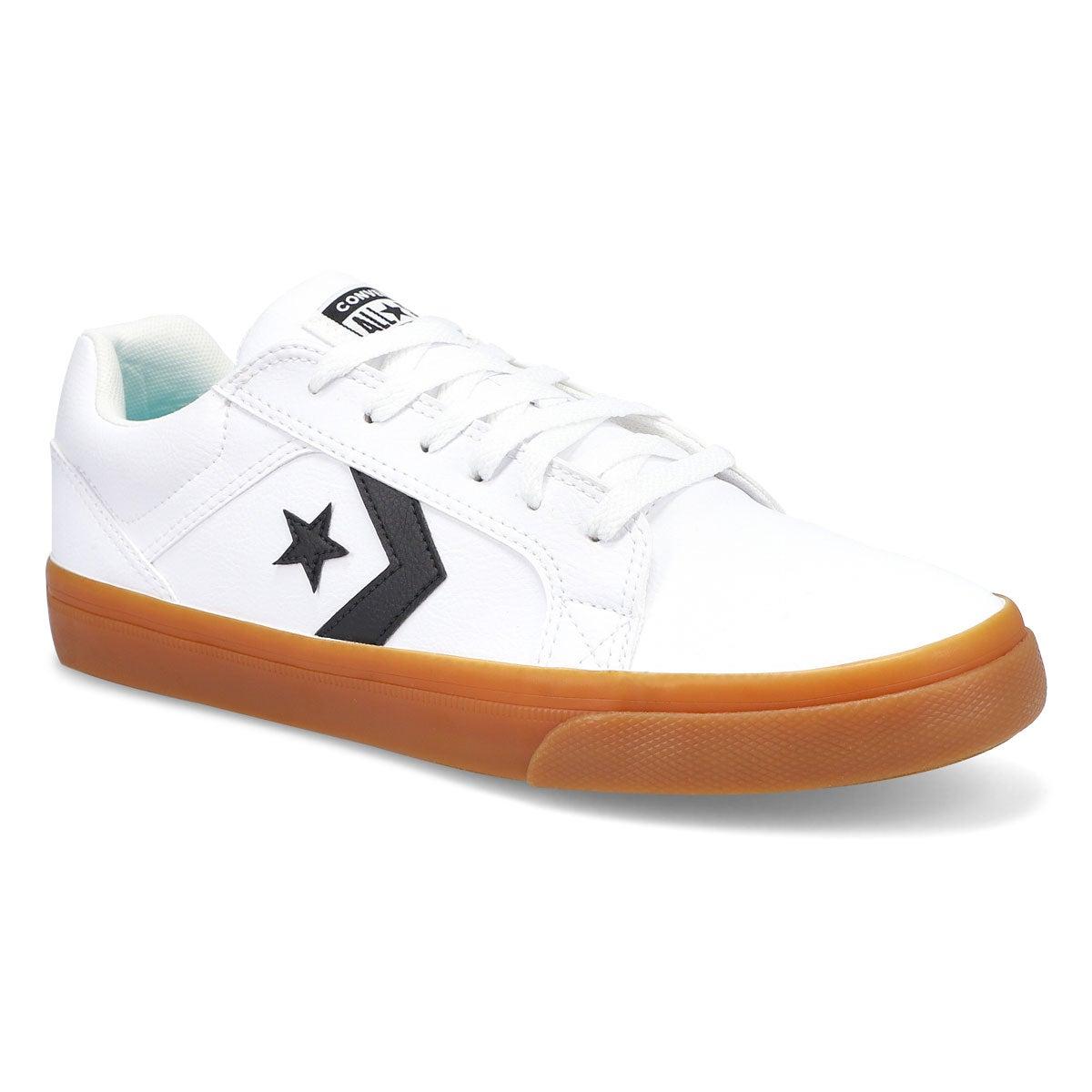 Men's El Distrito 2.0 Sneaker - White/Black/Gum