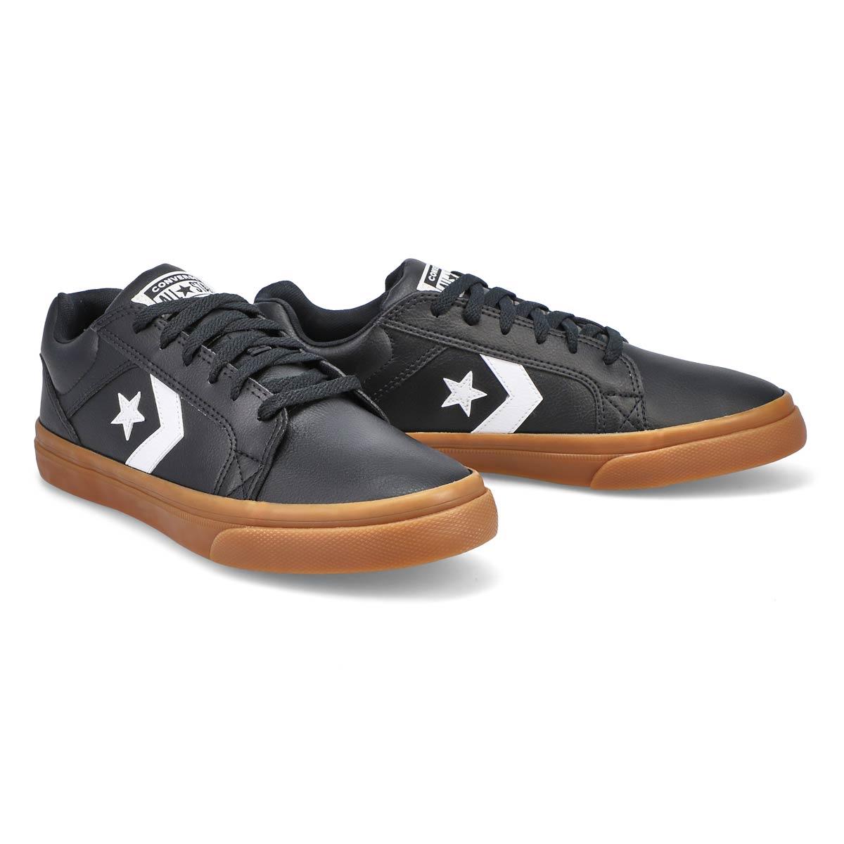 Men's El Distrito 2.0 Sneaker - Black/White/Gum