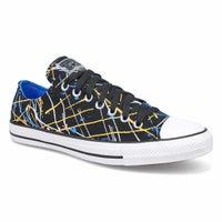 Men's All Star Paint Splatter Sneaker - Blk/Multi