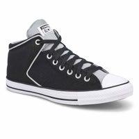 Men's All Star High Street Mid Sneaker - Black/Ash