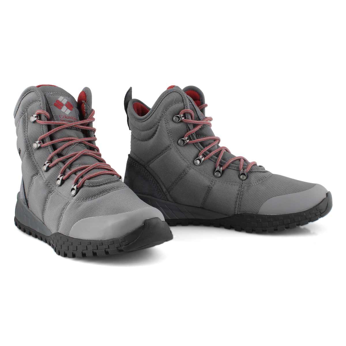 Men's Fairbanks OmniHeat Waterproof Boot - Grey