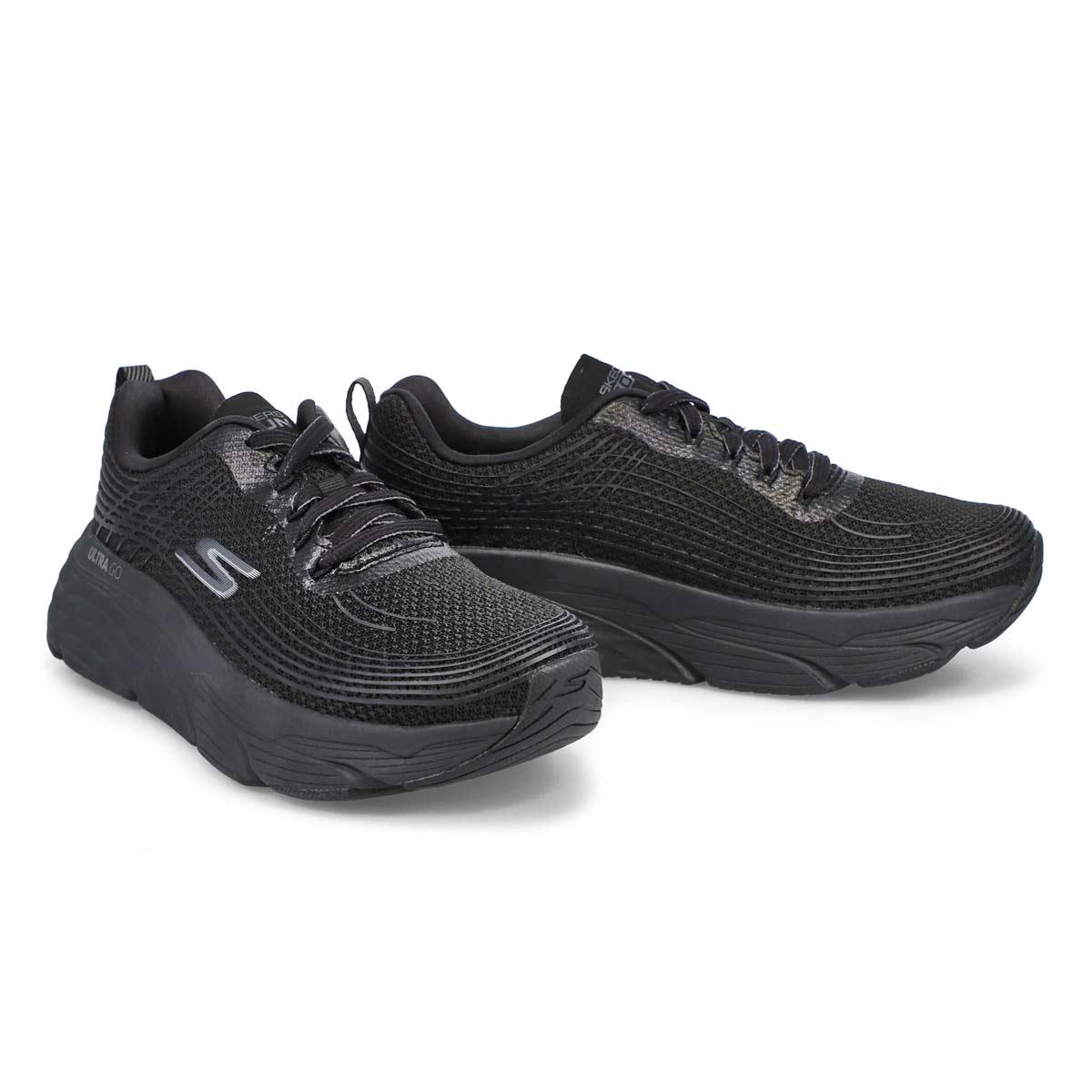 Chaussure de course Max Cushion Elite, noir, femme