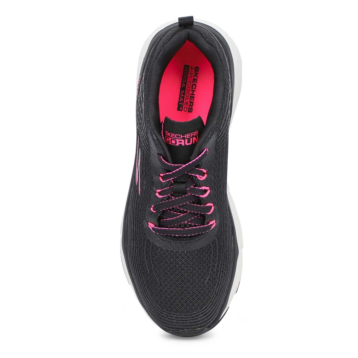 Women's Max Cushion Elite Running Shoe - Black