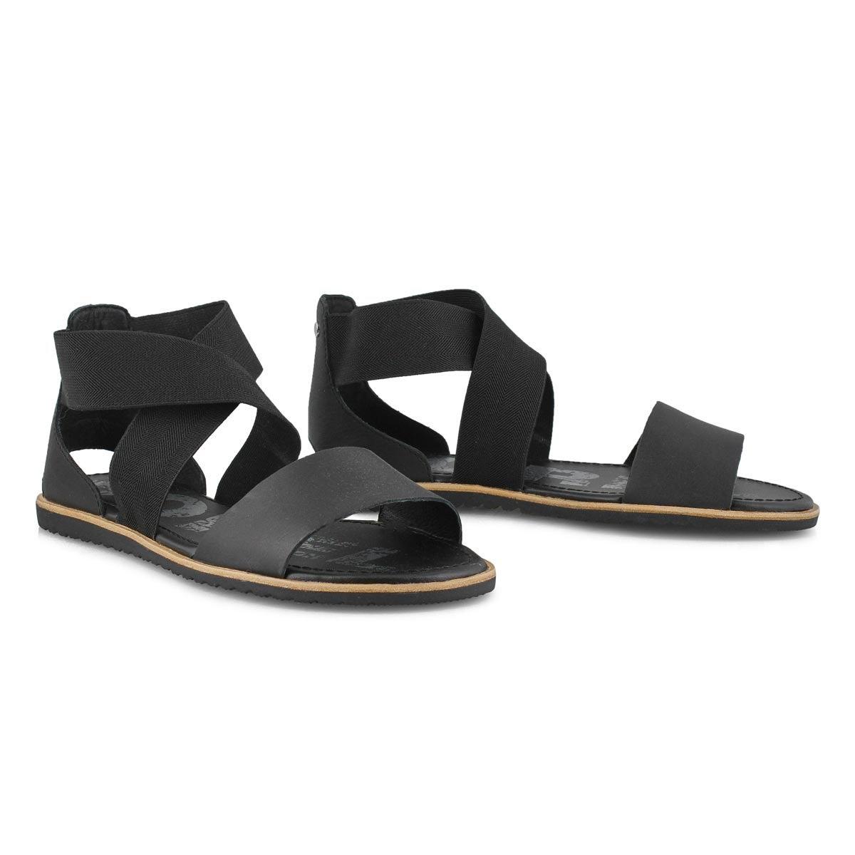 Women's Ella Casual Sandal - Black