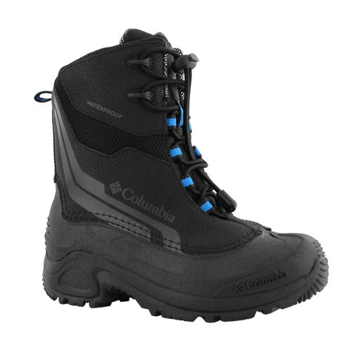 Bys Bugaboot Plus IV blk wtpf wntr boot
