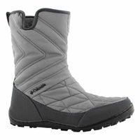 Women's Minx Slip III Waterproof Boot - Steel