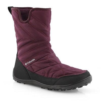 Women's MINX SLIP II slip on waterproof boots