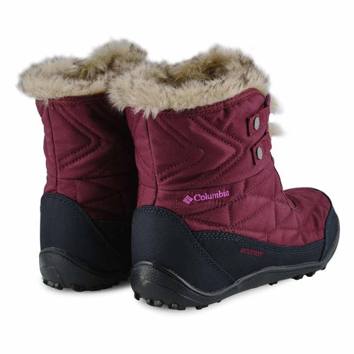 Lds Minx Shorty III currant wp wntr boot