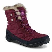 Women's Minx Shorty III Waterproof Winter Boot
