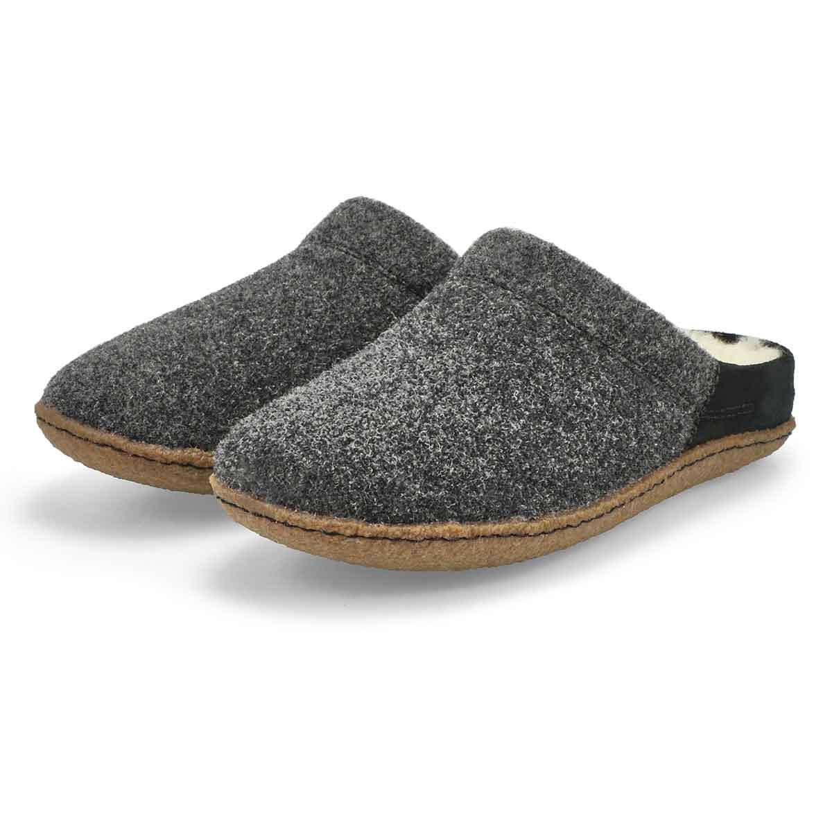 Pantoufles NAKISKASCUFF, noir, femmes