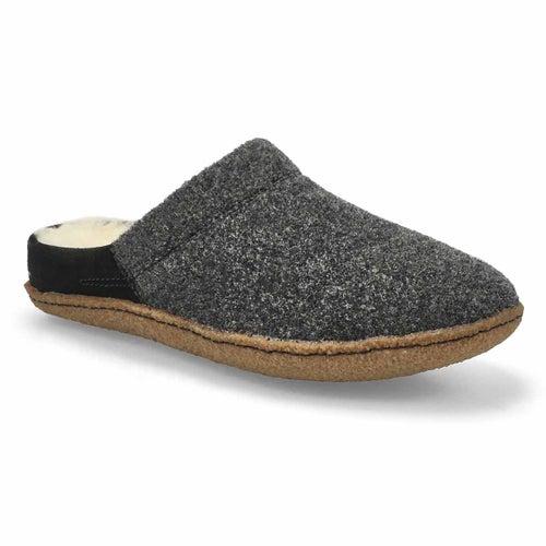 Lds Nakiska Scuff black slipper