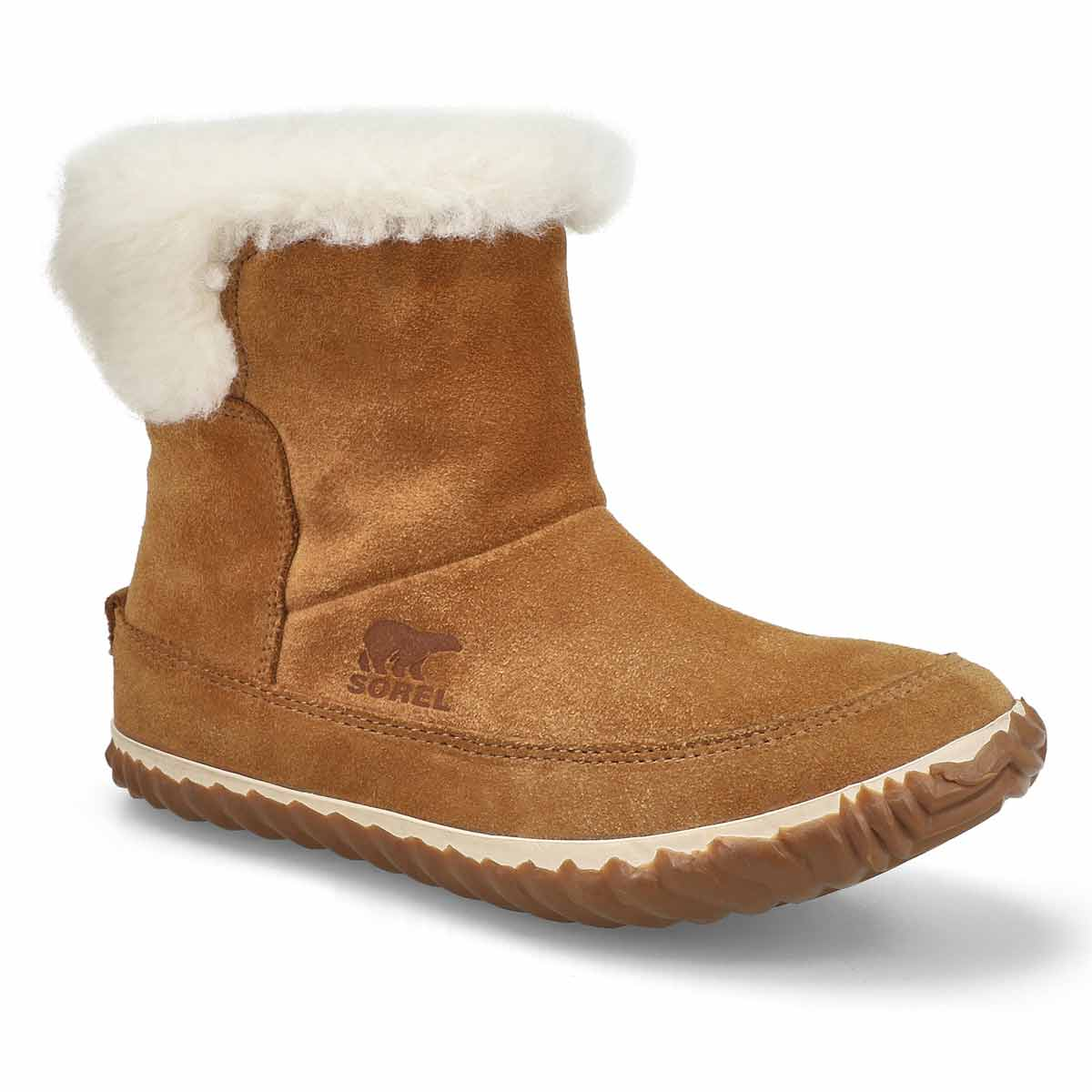 Women's Out'N About Casual Bootie - Elk