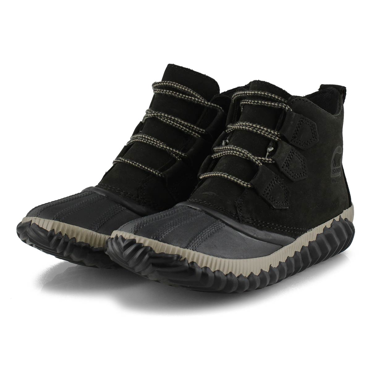 Women's Out'N About Plus Boot - Black