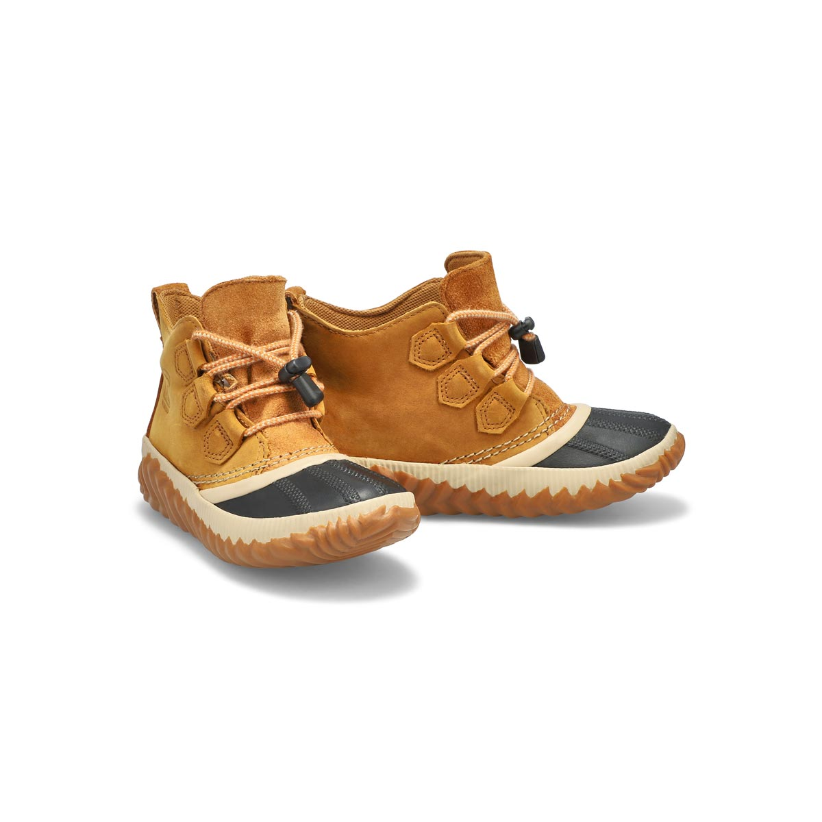Girls' Out N About Plus Boot - Elk/Black