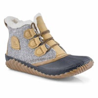 Women's Out' N About Plus Bootie - Quarry