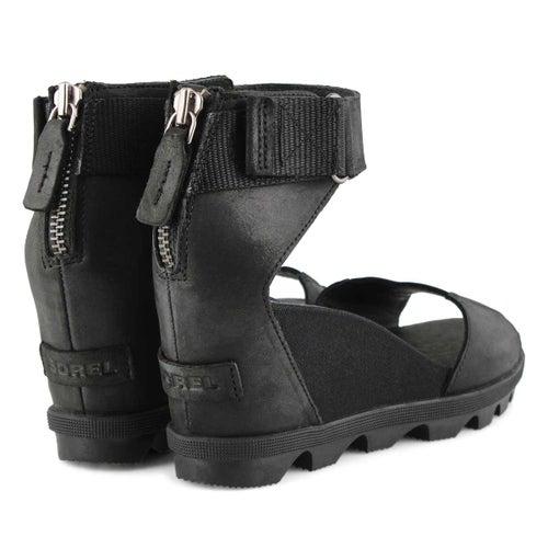 Sandale, Joanie II Ankle Strap,noir, fem