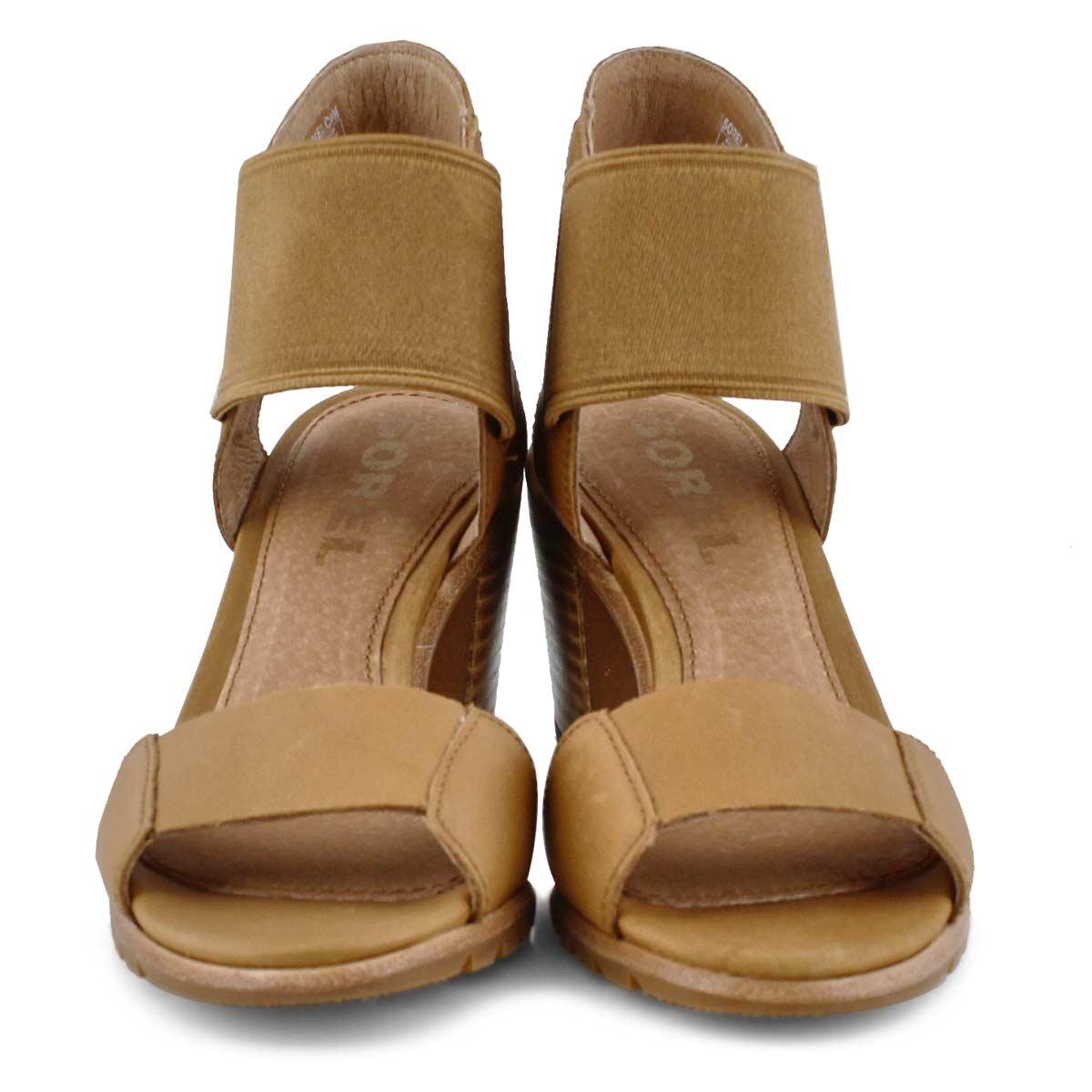 Women's Nadia Dress Sandal - Camel Brown