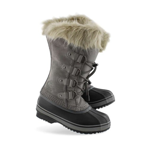 Grls Joan Of Arctic qry wp snow boot