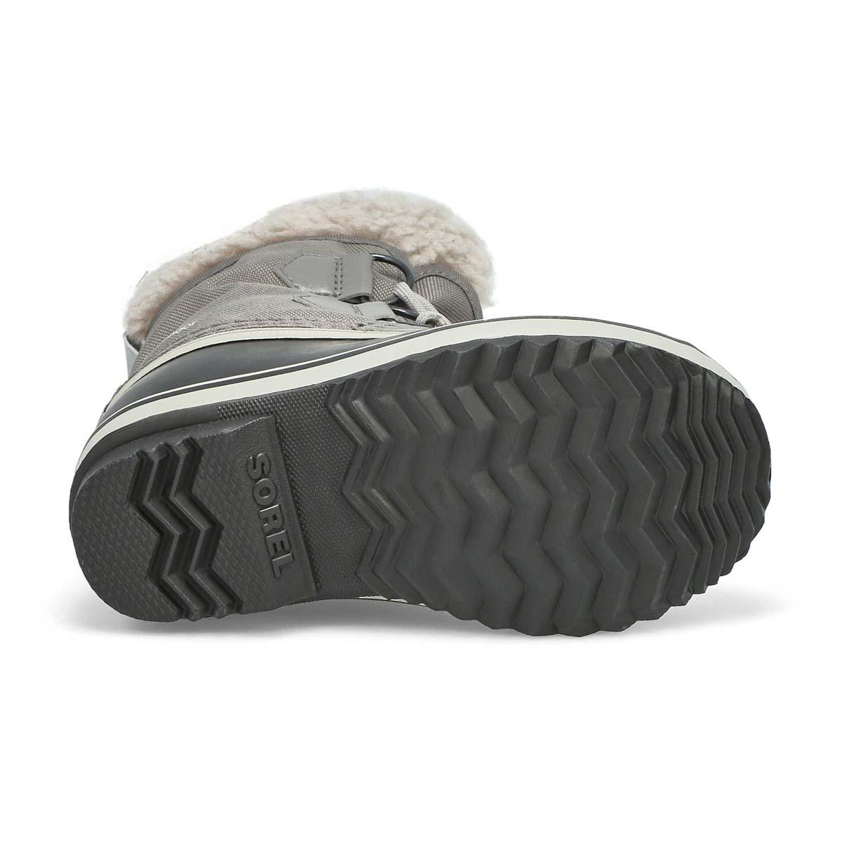 Kids' Yoot Pac Waterproof Snow boot - Quarry