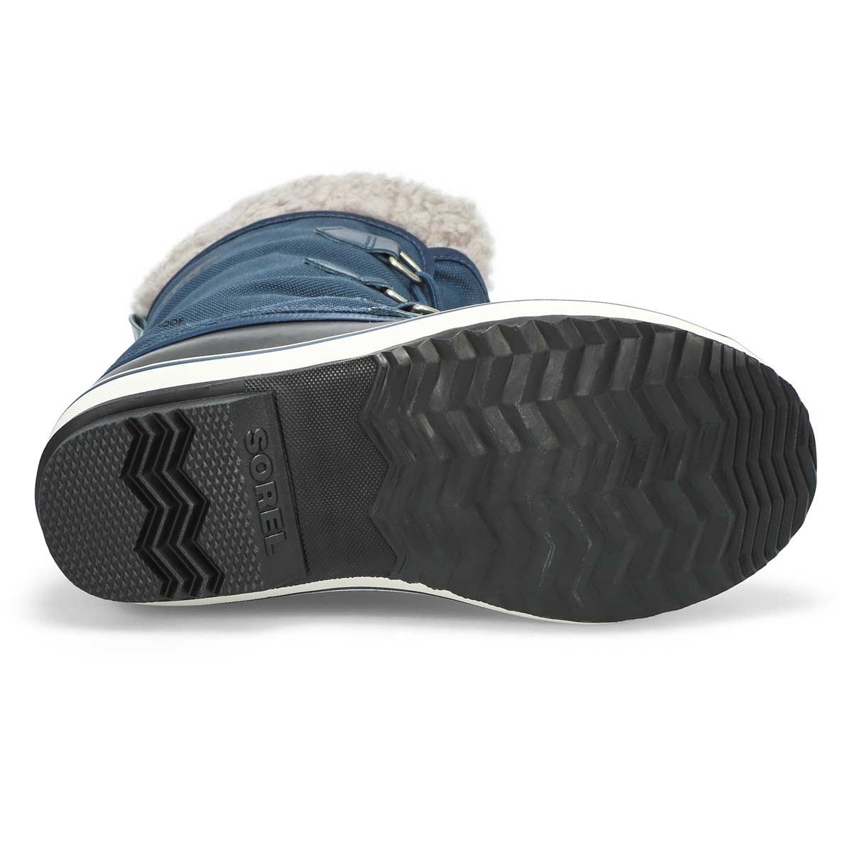 Kids' Yoot Pac Waterproof Snow Boot - Blue