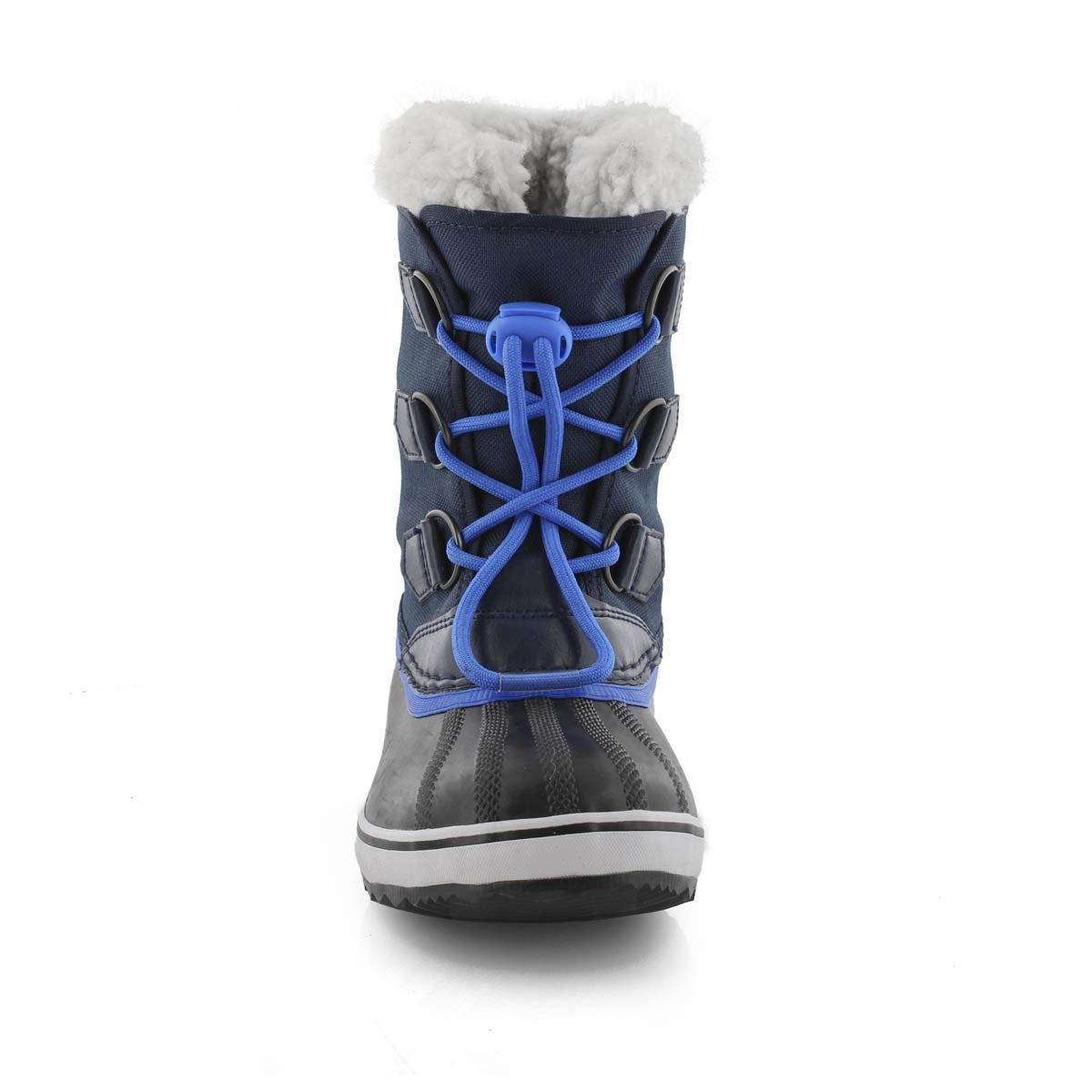 Kds Yoot Pac Nylon nvy wtpf snow boot