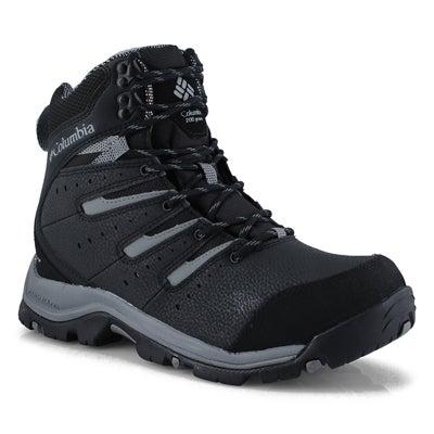 Men's GUNNISON II OmniHeat blk waterproof boots