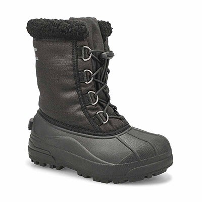 Kds Cumberland Winter Boot - Black