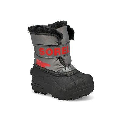 Infs Snow Commander Boot- Quarry