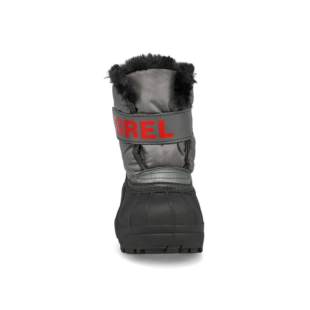 Infants' Snow Commander Boot- Quarry