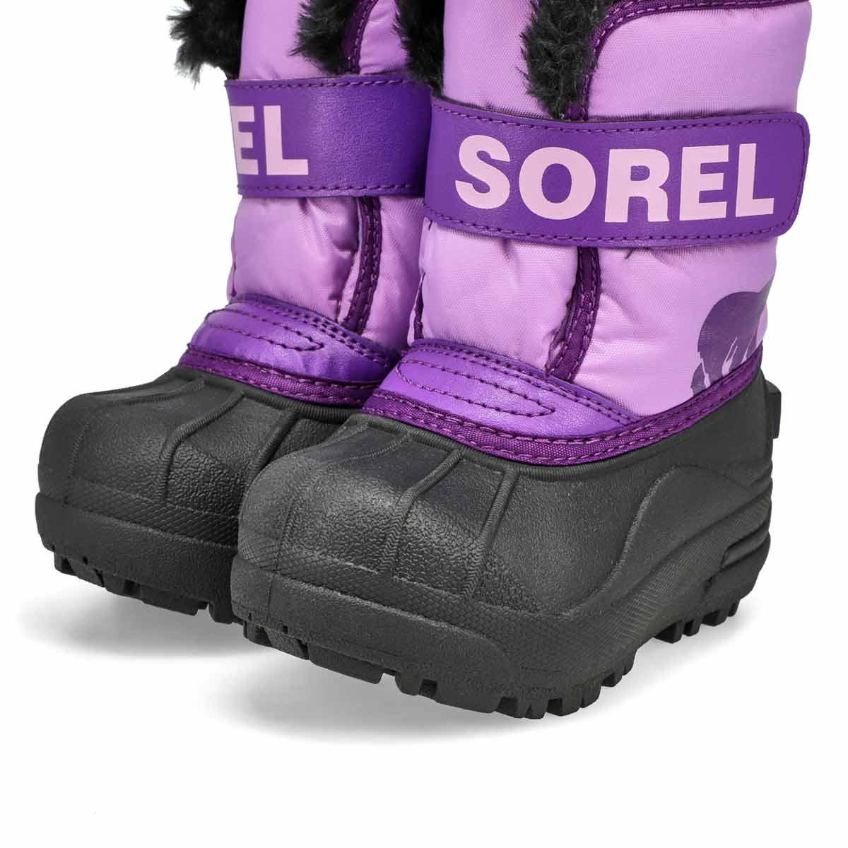 Infants'  Snow Commander Boot- Purple