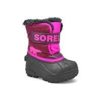 Infants' Snow Commander  Boot - Purple/Pink