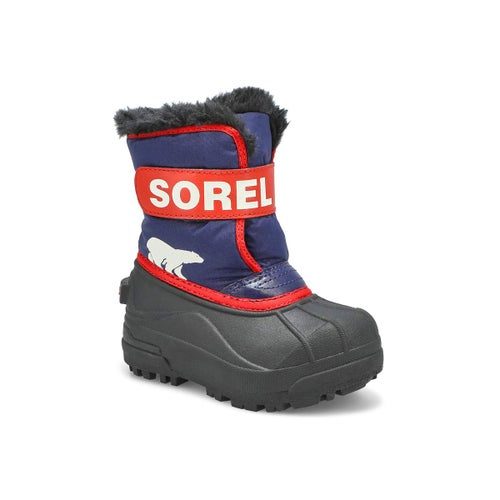 Infs Snow Commander noct/red boot