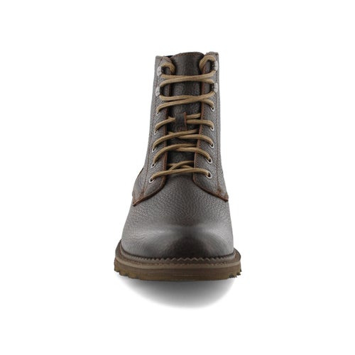 Mns Madson 6 tobacco/mud wtp ankle boot