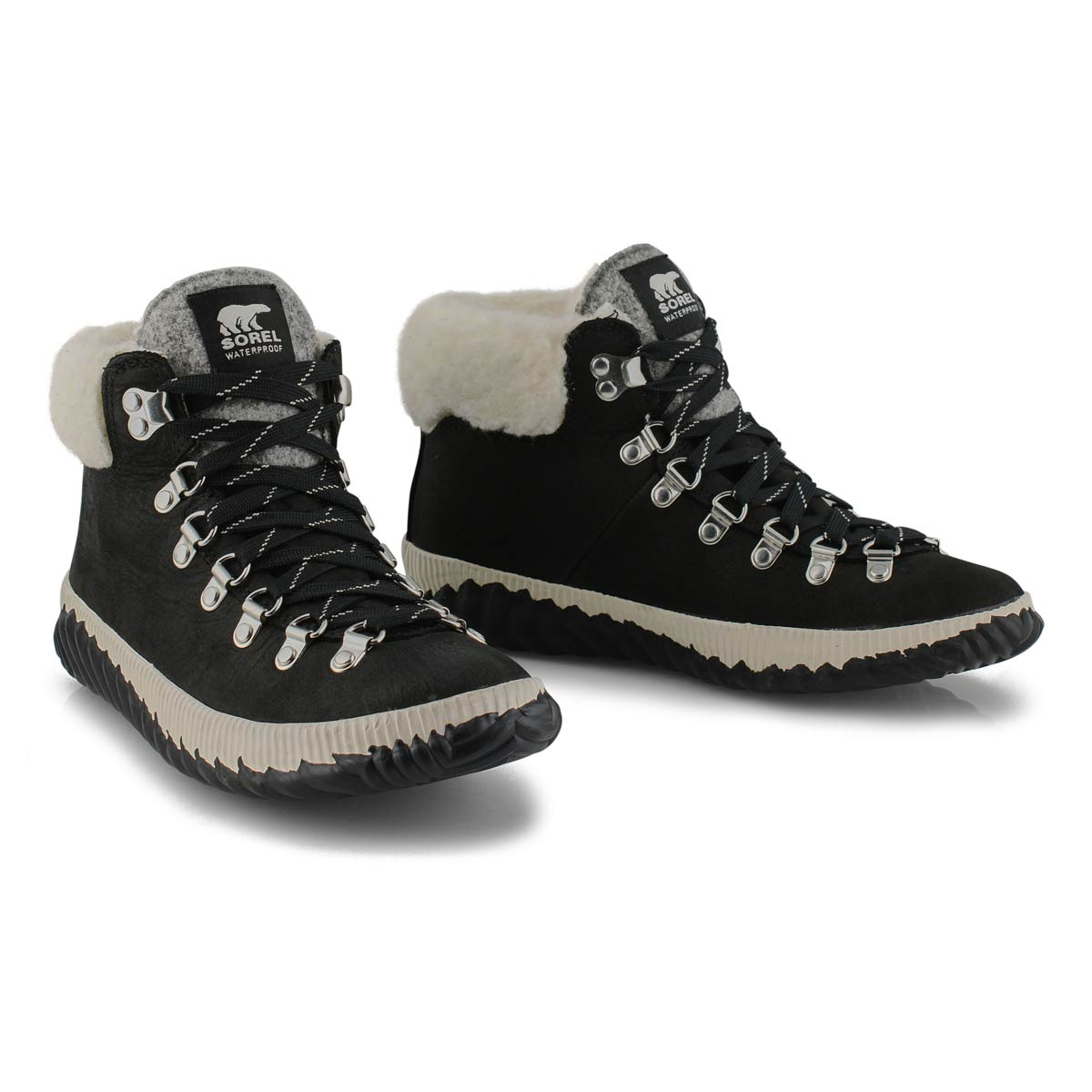 Women's Out'N About Plus Conquest Boot - Black
